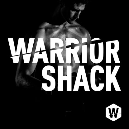 warrioshack logo design winner image