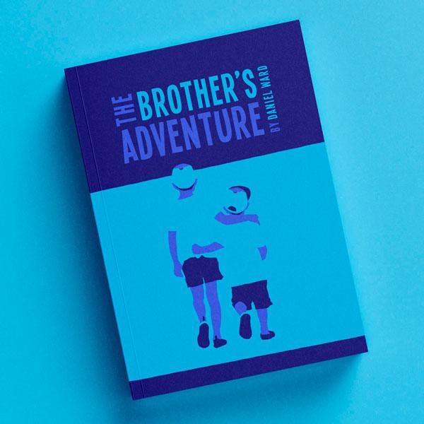Designing Adventure Book Covers
