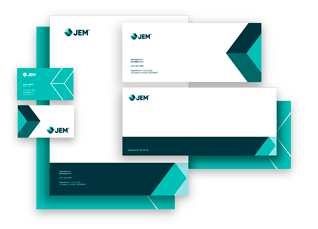 Jem Brand Identity Design Project