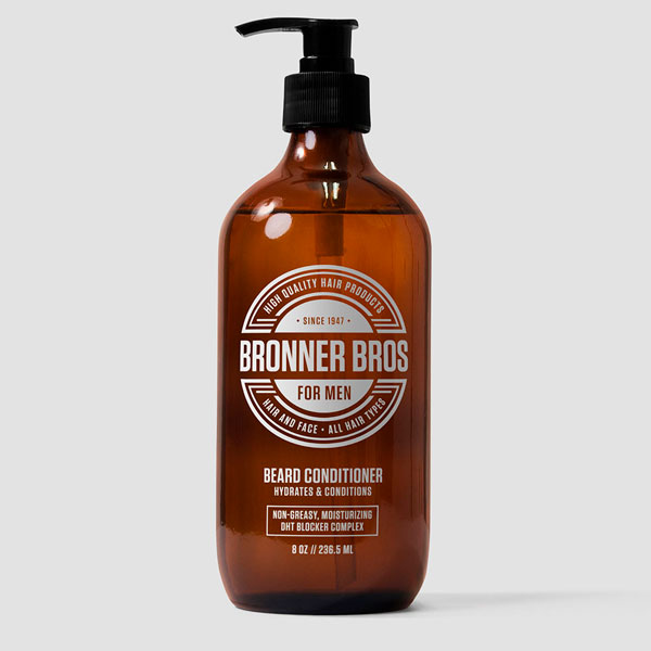 Bronner Bros Conditioner Packaging Design