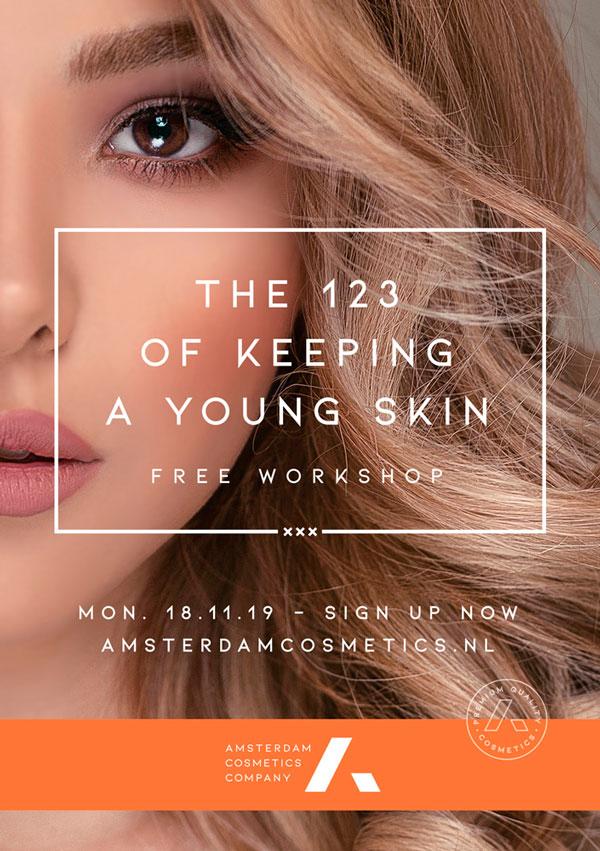 Cosmetics Flyer Designing
