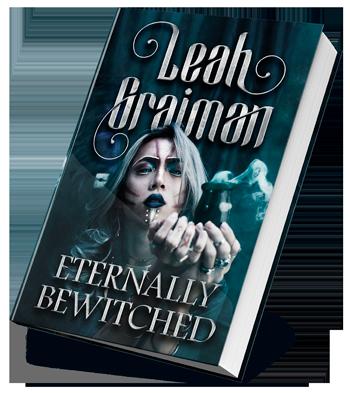 Leah Grainman Book Cover Design