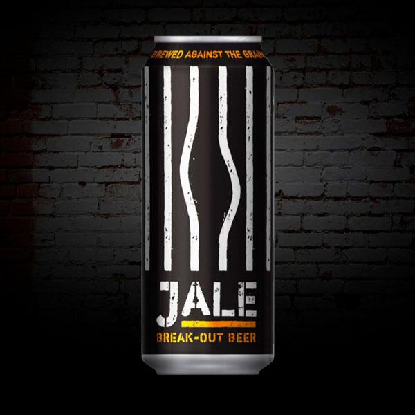 Jale Beer Can Packaging Design
