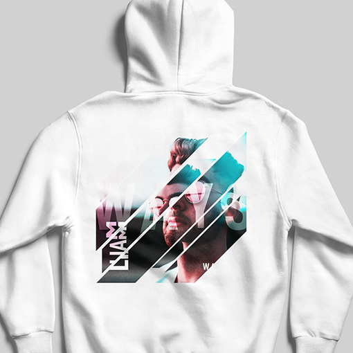 Cool Hoodie Design for Liamm