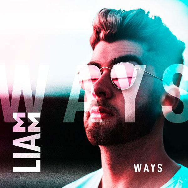 Liamm Ways Album Cover Graphic Design