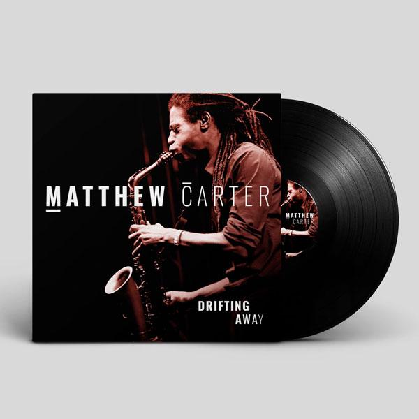Matthew Carter Album Cover Design