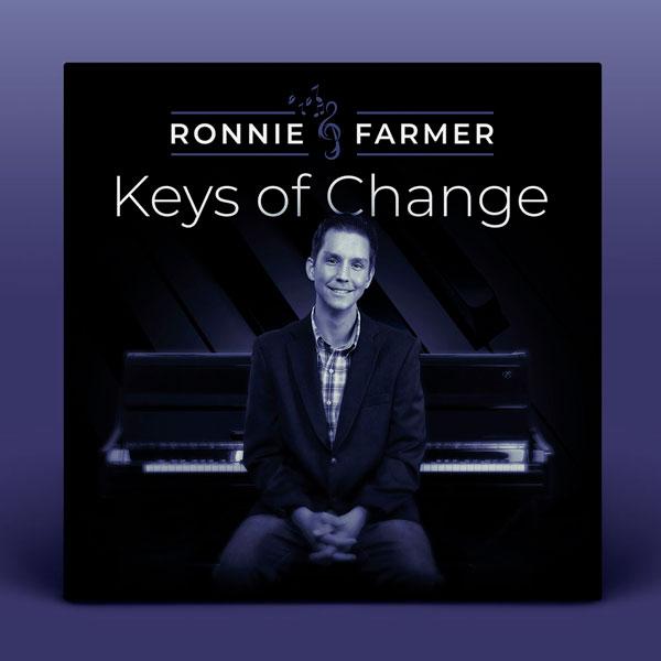 Ronnie Farmer Album Cover Design