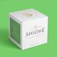 Shioke Skincare Product Packaging Design 1