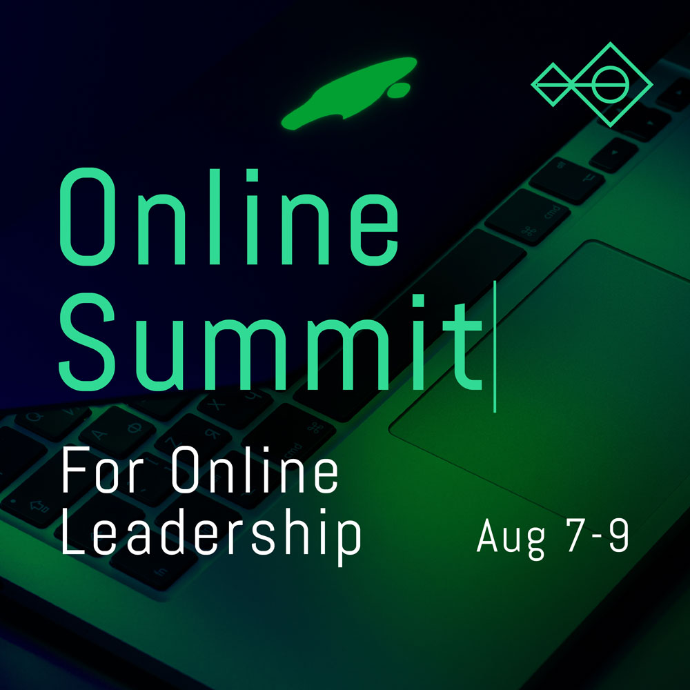 Online Summit Webinar Banner Design