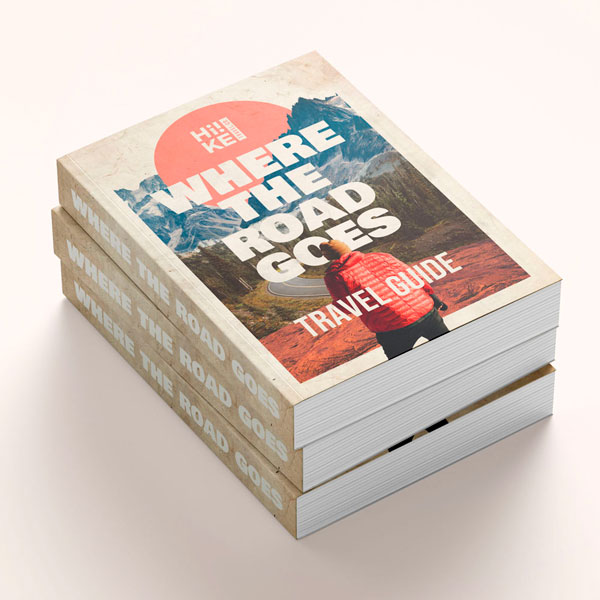 ravel Guide Book Cover Design