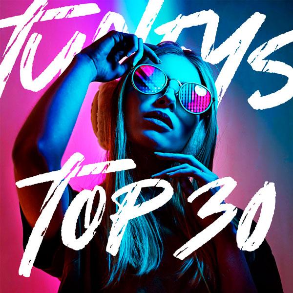 Tuneys Top 30 Album Cover Design