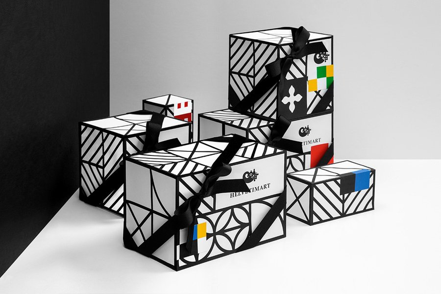 box food packaging designs