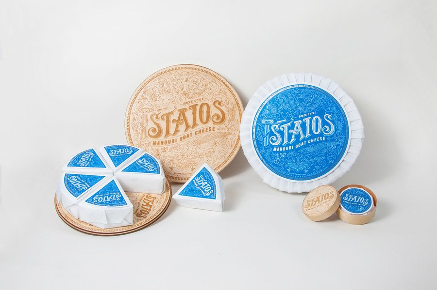 cheese food packaging desigs
