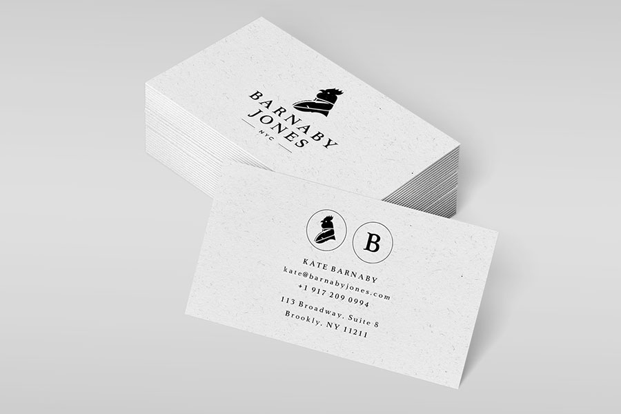 NY unique business cards
