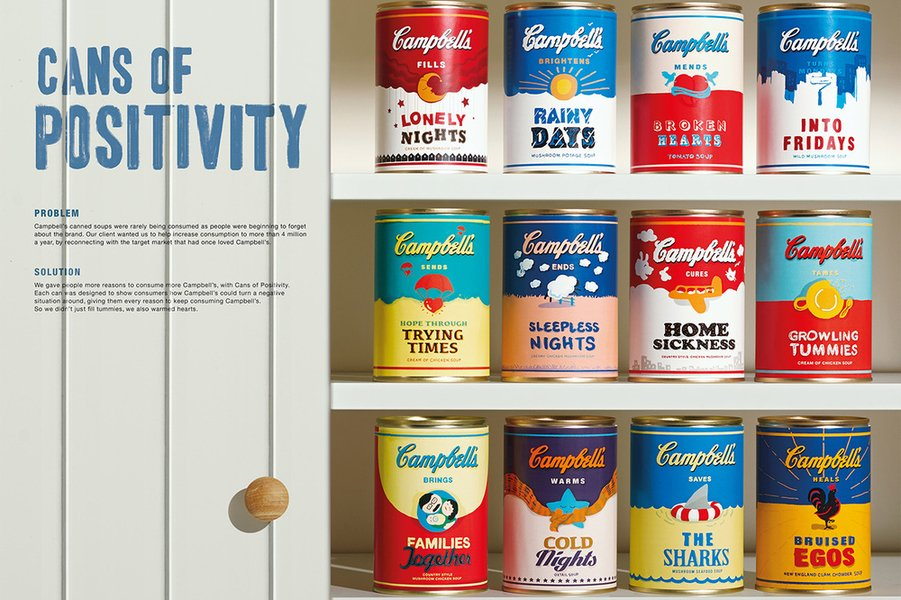 cans food packaging design