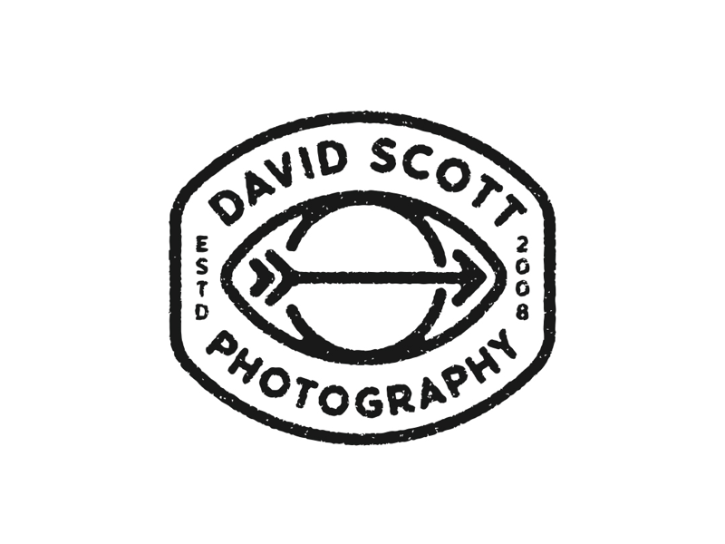 How to Make a Photography Logo - David Scott Photography
