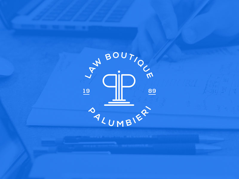 Palumbieri Law Boutique Logo