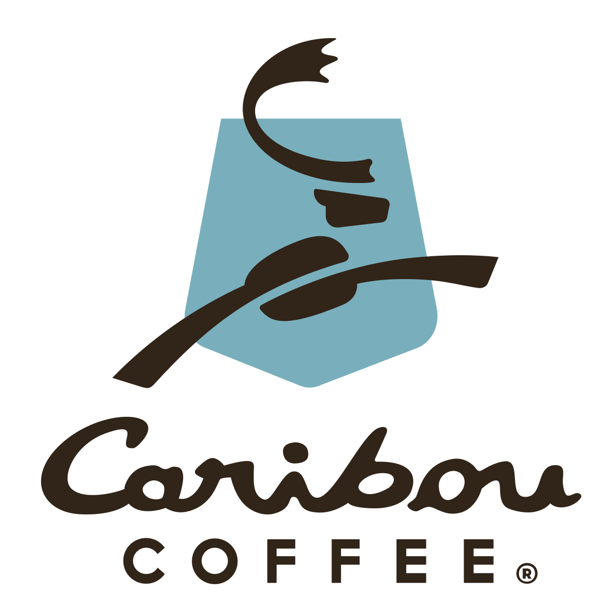Best Coffee Shop Logo - Caribou Coffee