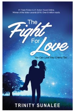 The Fight for Love Book Cover