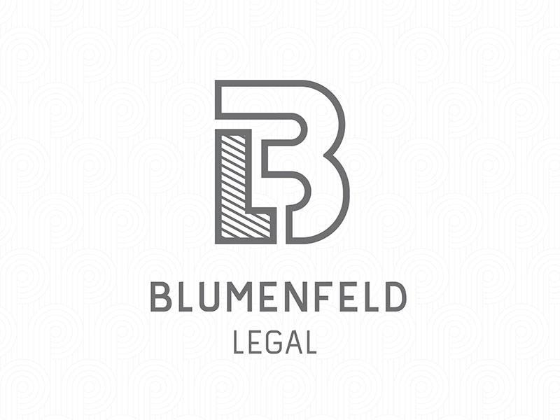 BLumenfeld Legal Logo