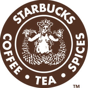 First Starbucks Logo