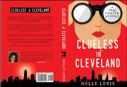 Clueless an Cleveland Book Cover