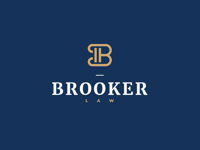 Brooker Law Logo