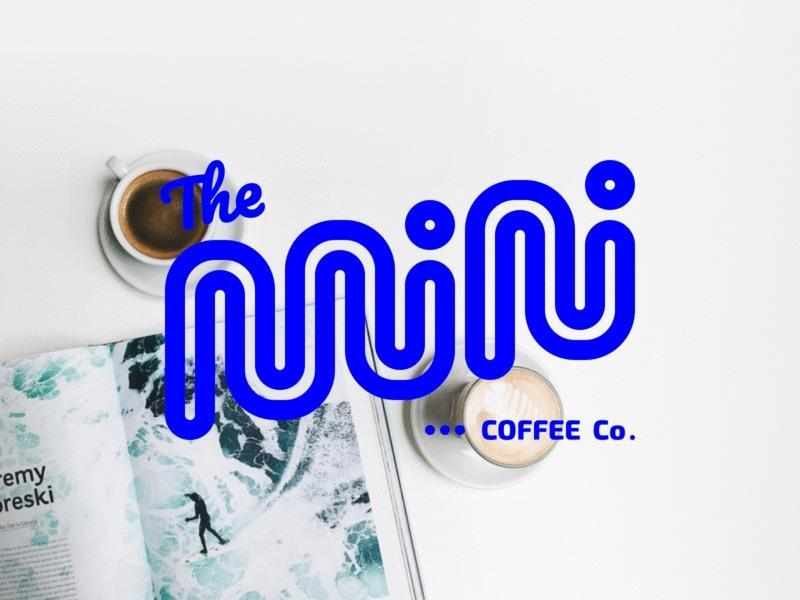 Best Coffee Shop Logo - The Mini Coffee Co.