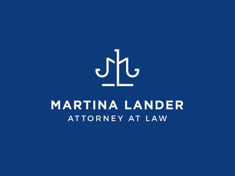 Martina Lander Law Logo
