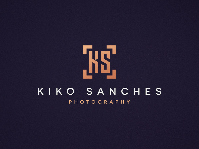 How to Make a Photography Logo - KIKO SANCHES