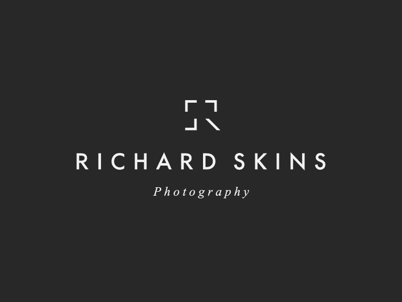 How to Make a Photography Logo - RICHARD SKINS