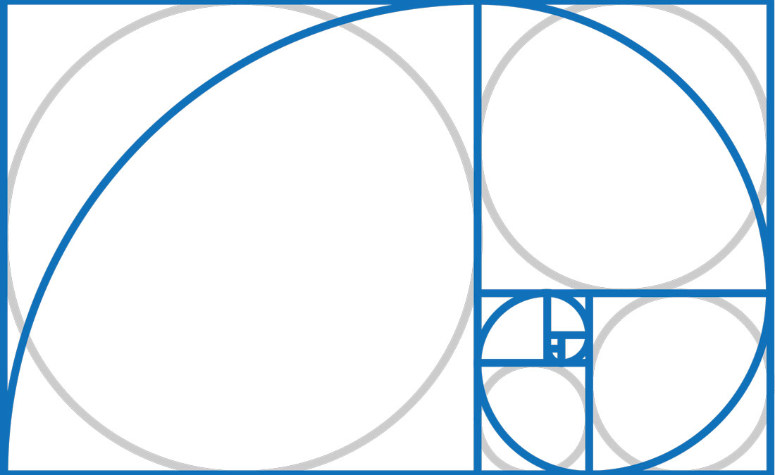 Layout dimensions with Golden Ratio